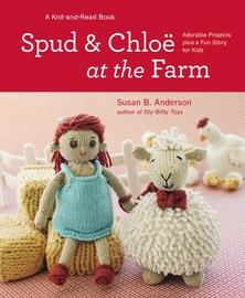 Spud and Chloe at the Farm - cover
