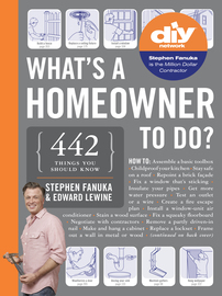 What's a Homeowner to Do? - cover