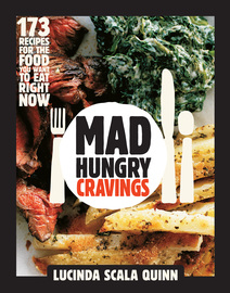 Mad Hungry Cravings - cover