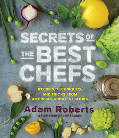 Secrets of the Best Chefs - cover