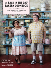 The Back in the Day Bakery Cookbook - cover