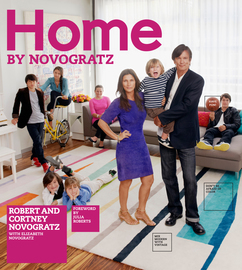 Home by Novogratz - cover