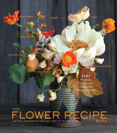 The Flower Recipe Book - cover