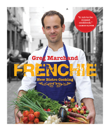 Frenchie: New Bistro Cooking - cover