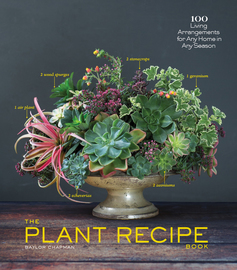 The Plant Recipe Book - cover