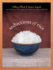 Seductions of Rice - cover