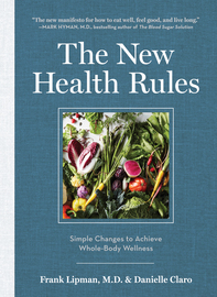 The New Health Rules - cover