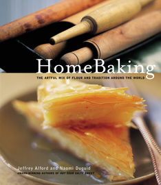 HomeBaking - cover