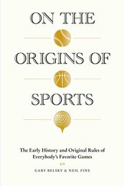 On the Origins of Sports - cover