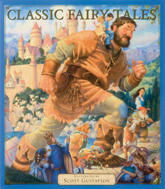 Classic Fairy Tales Vol 1 - cover