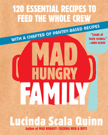 Mad Hungry Family - cover