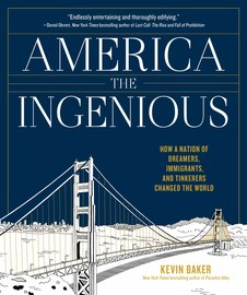 America the Ingenious - cover