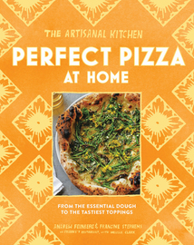 The Artisanal Kitchen: Perfect Pizza at Home - cover