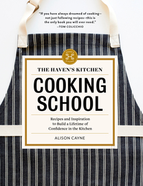 The Haven's Kitchen Cooking School - cover