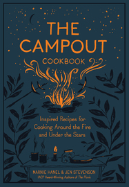 The Campout Cookbook - cover