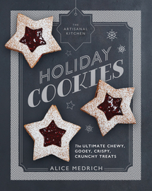 The Artisanal Kitchen: Holiday Cookies - cover
