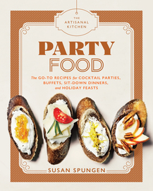 The Artisanal Kitchen: Party Food - cover