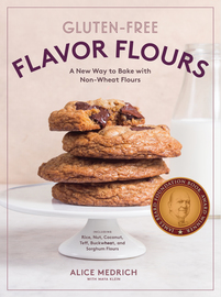 Gluten-Free Flavor Flours - cover