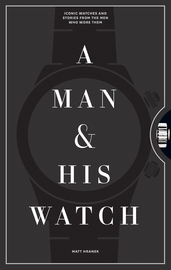 A Man and His Watch - cover