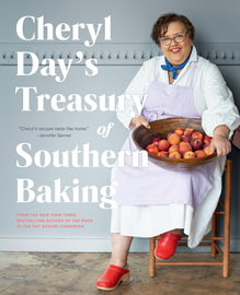 Cheryl Day's Treasury of Southern Baking - cover