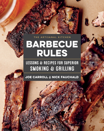 The Artisanal Kitchen: Barbecue Rules - cover