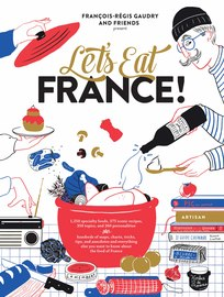 Let's Eat France! - cover