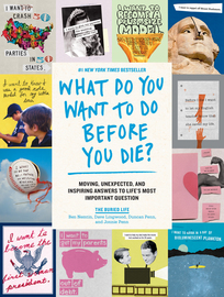 What Do You Want to Do Before You Die? - cover