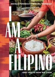 I Am a Filipino - cover