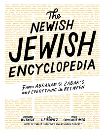 The Newish Jewish Encyclopedia - cover