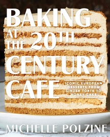 Baking at the 20th Century Cafe - cover