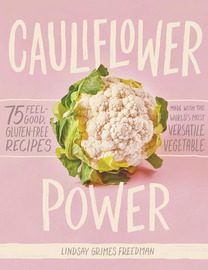 Cauliflower Power - cover