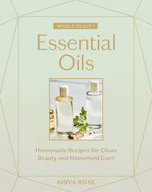Whole Beauty: Essential Oils - cover