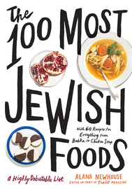 The 100 Most Jewish Foods - cover