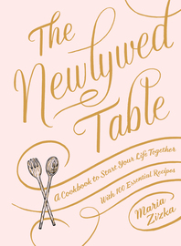 The Newlywed Table - cover