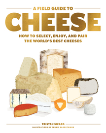 A Field Guide to Cheese - cover