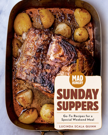 Mad Hungry: Sunday Suppers - cover
