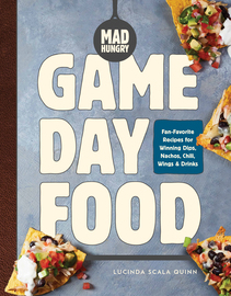 Mad Hungry: Game Day Food - cover