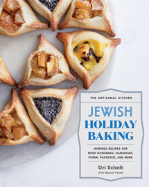 The Artisanal Kitchen: Jewish Holiday Baking - cover