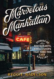 Marvelous Manhattan - cover