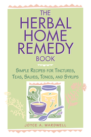 The Herbal Home Remedy Book - cover