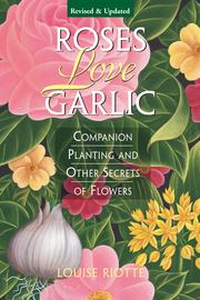 Roses Love Garlic - cover