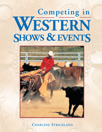 Competing in Western Shows & Events - cover