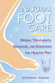 Natural Foot Care - cover