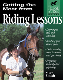 Getting the Most from Riding Lessons - cover