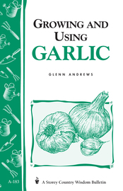 Growing and Using Garlic - cover