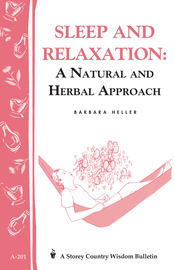 Sleep and Relaxation: A Natural and Herbal Approach - cover