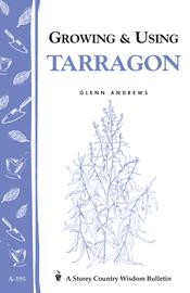 Growing & Using Tarragon - cover