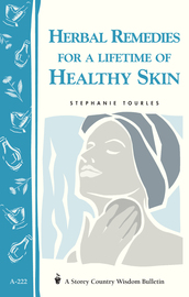 Herbal Remedies for a Lifetime of Healthy Skin - cover