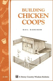 Building Chicken Coops - cover
