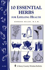 10 Essential Herbs for Lifelong Health - cover